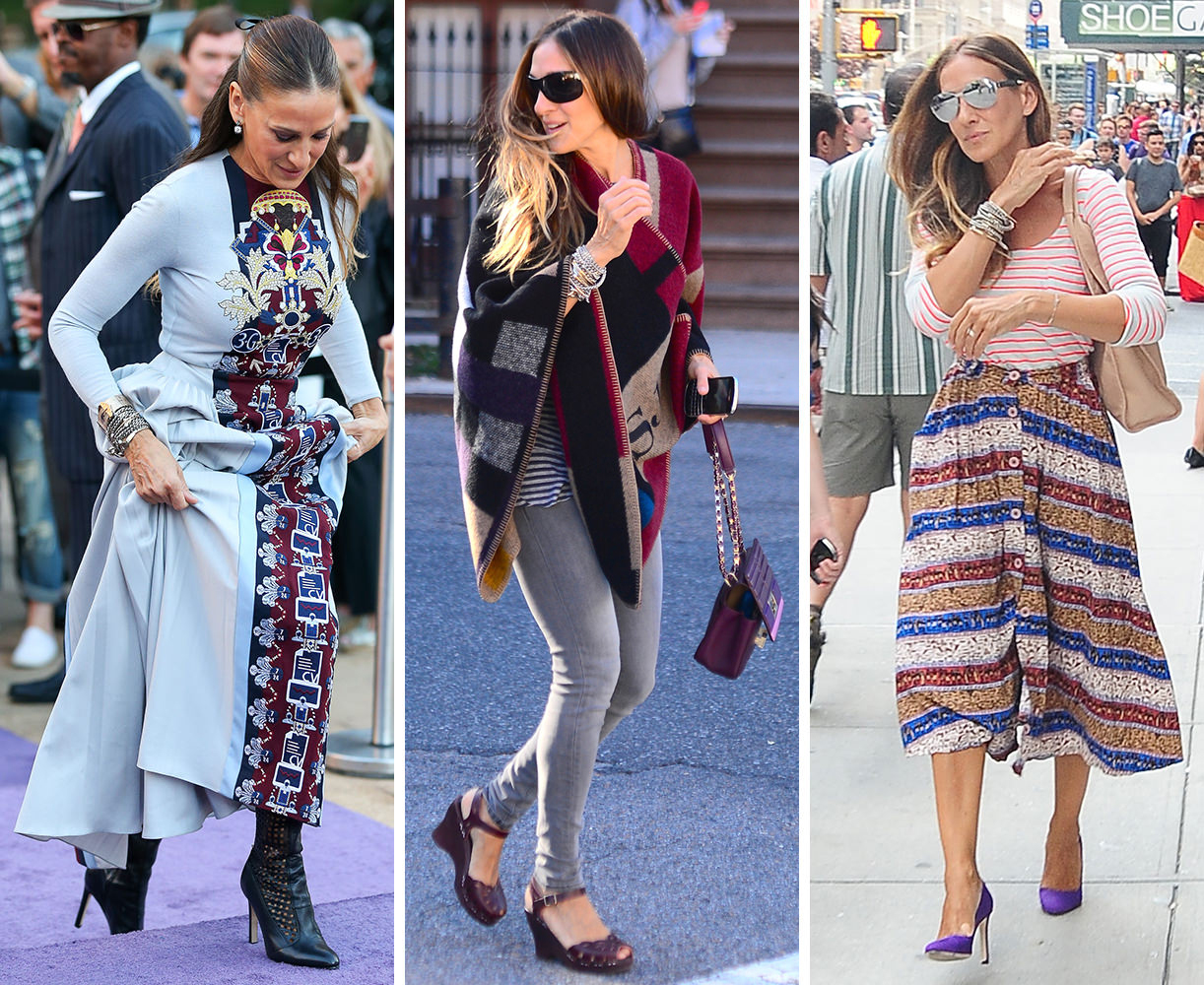 The Many Shoes Of Sarah Jessica Parker Purseblog