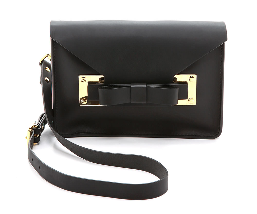 Sophie-Hulmie-Bow-Mini-Envelope-Bag