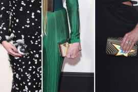 The Best Red Carpet Handbags of the 2015 Grammy Awards