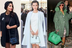 Get Ready for NYFW with Our Favorite Fashion Week Handbag Looks of the Past Five Seasons