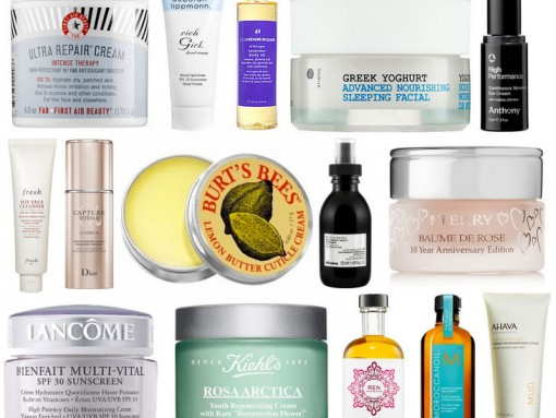 25 Great Products to Keep You Moisturized From Head to Toe Until Spring