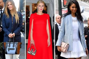 Swimsuit Models Take NYC and More in Our Latest Round of Celeb Bag Picks