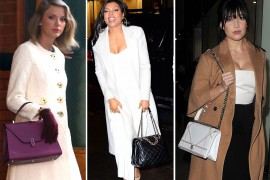 Celebs Carry Dior to a New Bag Launch & Taylor Swift Diversifies Her Handbag Collection