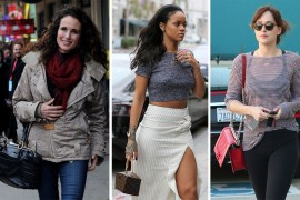 Celebrities Might Be Stuck in Shopping Limbo, But They Still Have Great Taste in Bags