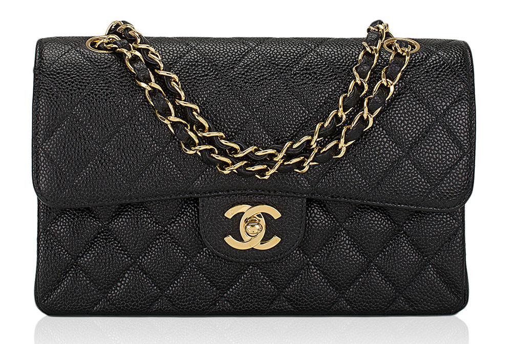 Chanel-Caviar-Classic-Flap-Bag