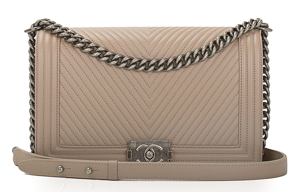d1f6173c96b1ba Shop a Jaw-Dropping Collection of Rare, Pre-Owned Chanel Bags at Moda  Operandi