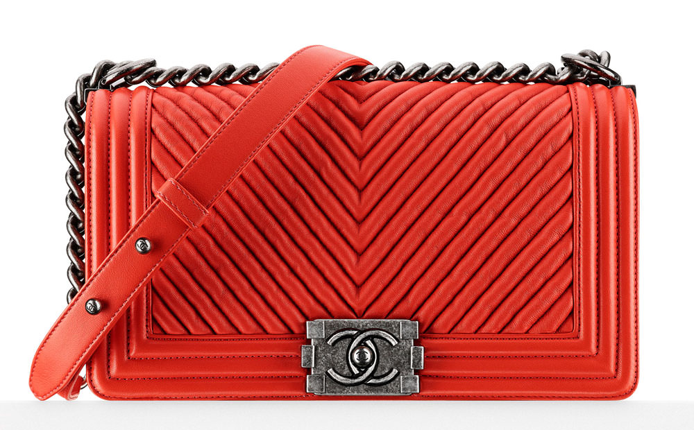 0679cef63ca473 Check Out Chanel's Pre-Spring 2015 Bags, in Stores Now - PurseBlog