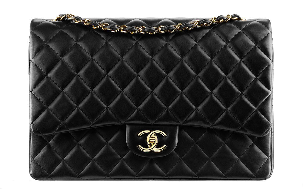 Chanel Classic Flap Bag Maxi