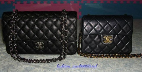 32d877ec4fdf Chanel-Classic-Flap-Bag-Medium-and-Mini-Square-Size-Comparison ...