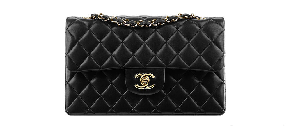 the ultimate bag guide the chanel classic flap bag purseblog. Black Bedroom Furniture Sets. Home Design Ideas