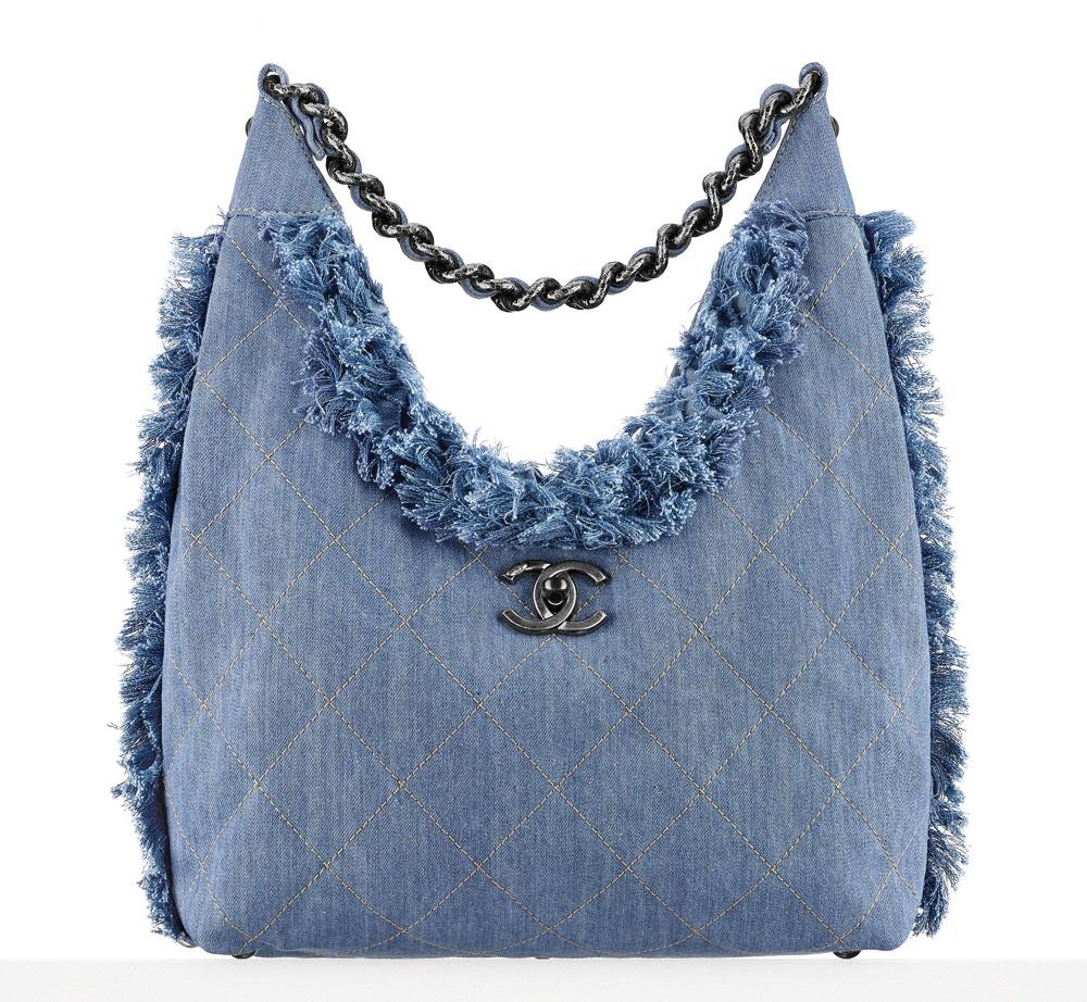 Chanel-Denim-Hobo-Bag