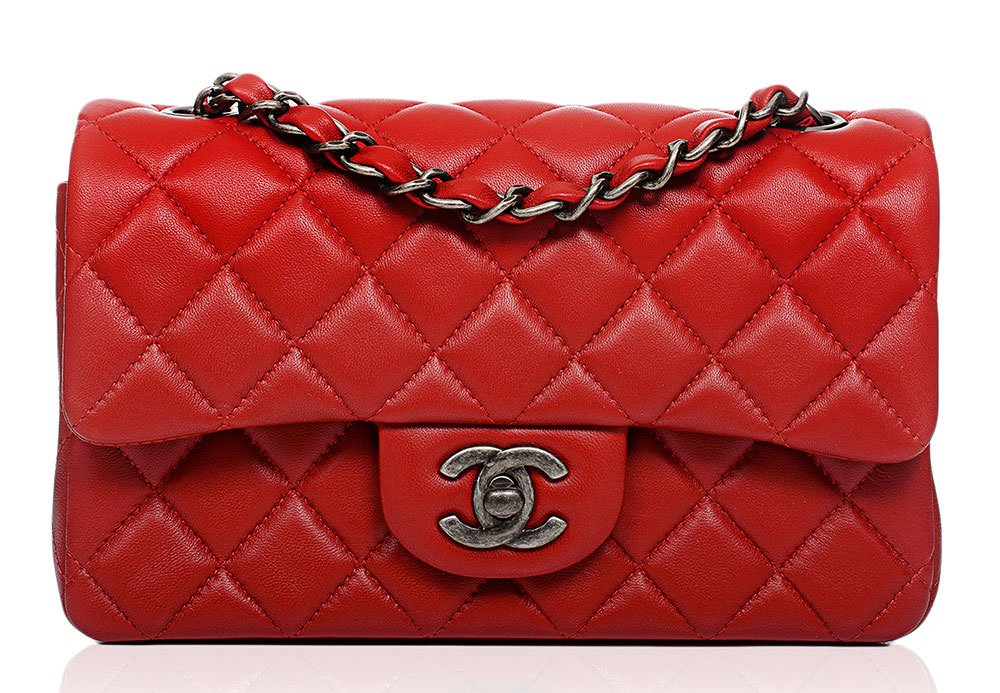 Chanel-Flap-Bag-Red