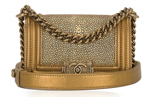 a6d06d0956ba Chanel-Gold-Stingray-Boy-Bag - PurseBlog