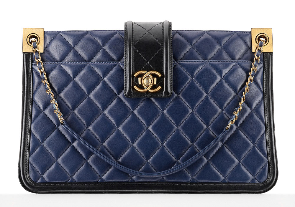 Chanel-Large-Bicolor-Shopping-Bag