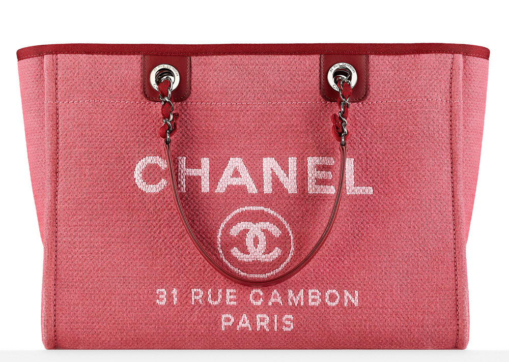 Check Out Chanel's Pre-Spring 2015 Bags, in Stores Now - PurseBlog
