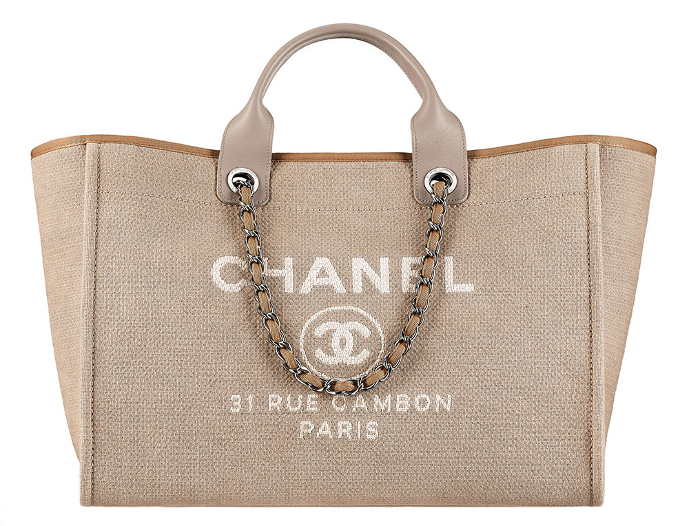Chanel-Large-Toile-Logo-Shopping-Tote