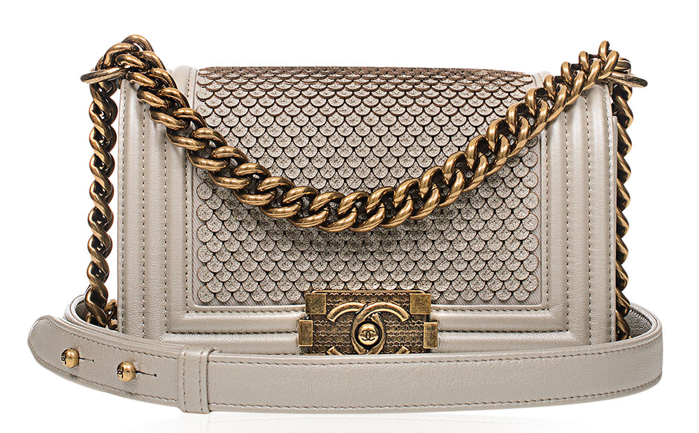 Chanel-Leather-Paillete-Boy-Bag