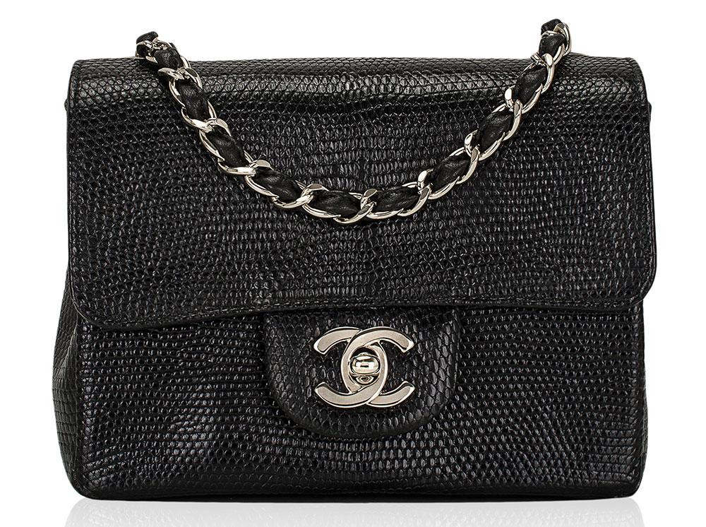 Chanel-Lizard-Flap-Bag