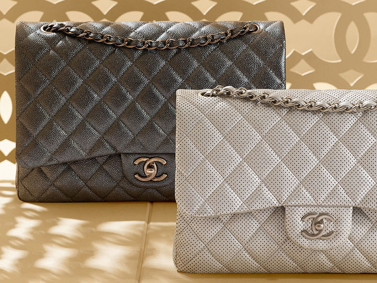 The Ultimate International Price Guide  The Chanel Classic Flap Bag ... bf442b7e65
