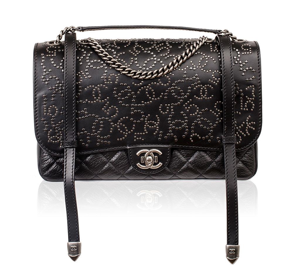 Chanel-Paris-Dallas-Studded-Flap-Bag