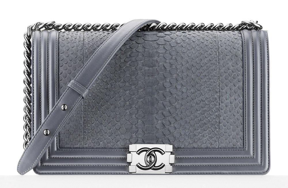 Chanel-Python-Large-Boy-Bag