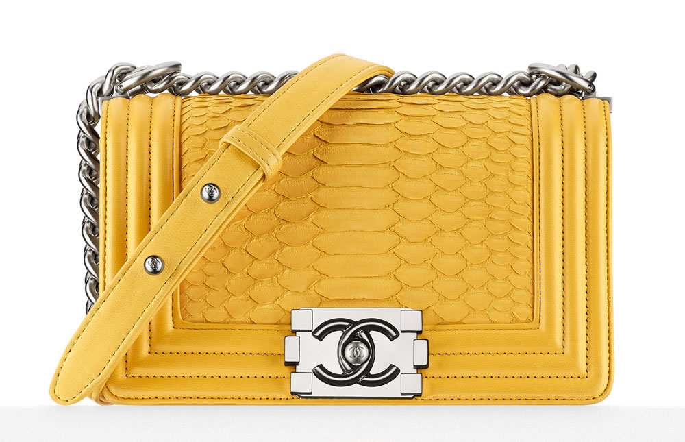 Chanel-Python-Small-Boy-Bag