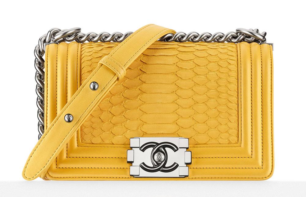 Chanel-Python-Small-Boy-Bag