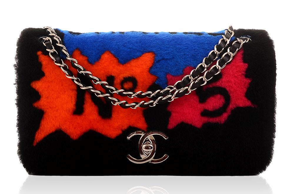 Chanel-Shearling-Flap-Bag