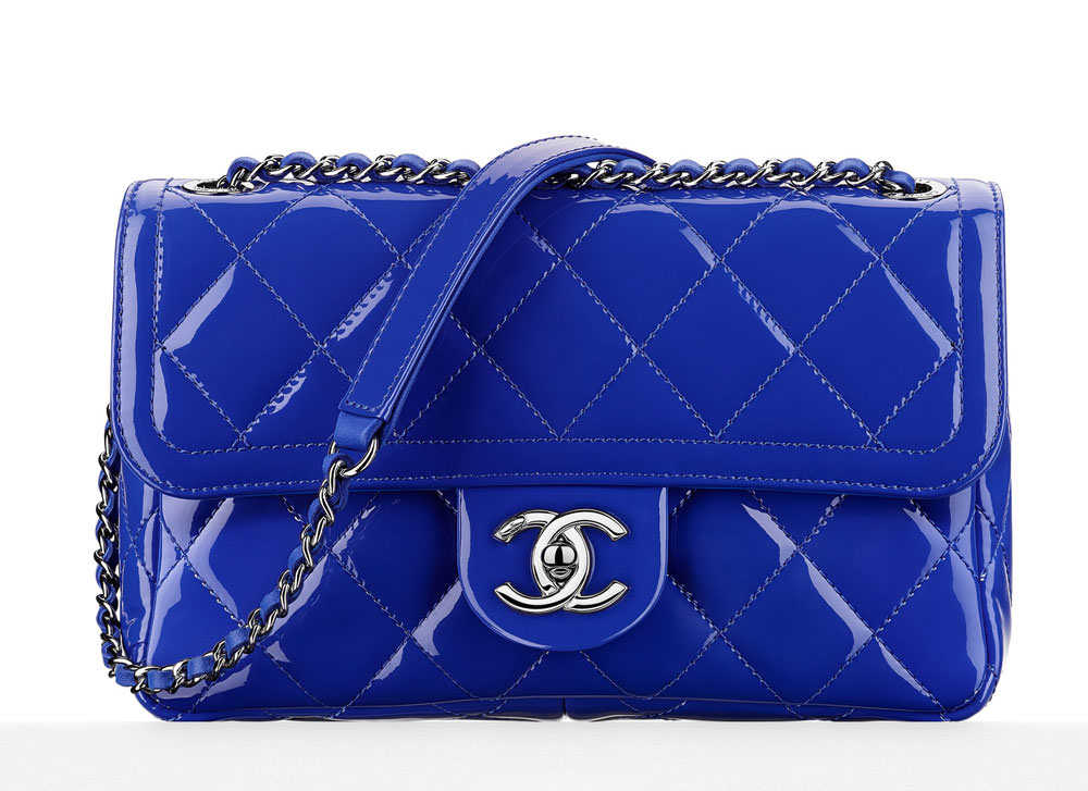 Chanel-Small-Patent-Flap-Bag