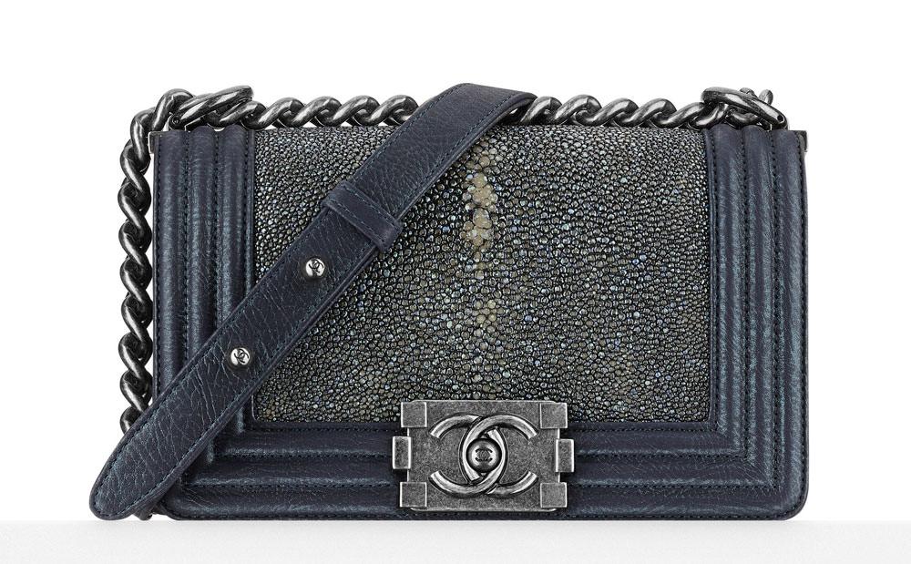 Chanel-Small-Stingray-Boy-Bag-Blue