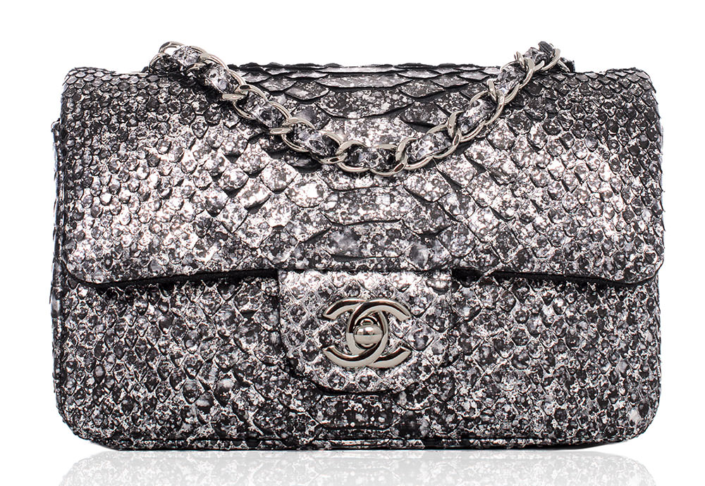 1b933a2cef16 Shop a Jaw-Dropping Collection of Rare, Pre-Owned Chanel Bags at ...