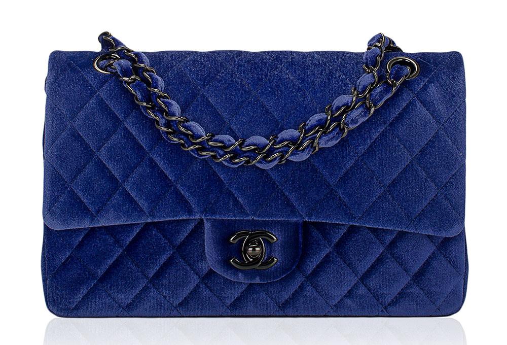 Chanel-Velvet-Classic-Flap-Bag