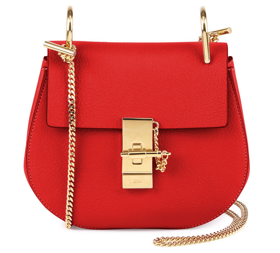 fake chloe bag - Chlo�� Is Getting Its Groove Back With the Drew Bag - PurseBlog