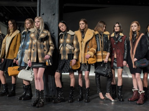 Coach Fall 2015 Continues in the Brand's New Direction