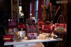 Dee Ocleppo Makes a Statement for Fall 2015