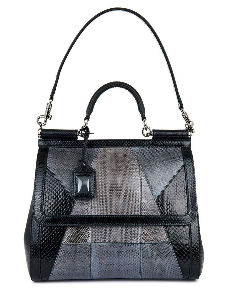 Dolce-&-Gabbana-Sicily-Snakeskin-Bag