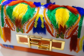 Inside the New Fendi Madison Store + 3Baguette Project for Charity