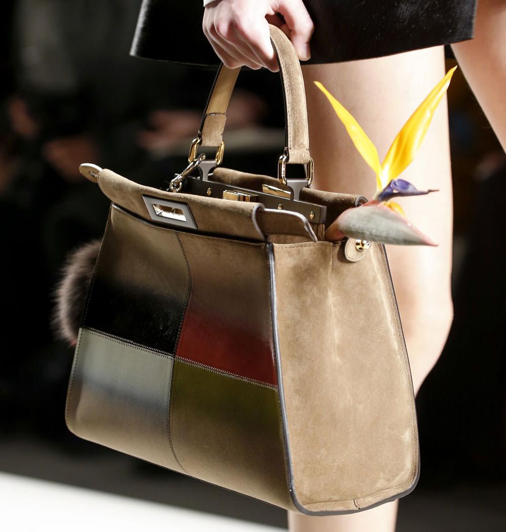 c0f9e31bd094 Check Out Fendi s Fall 2015 Runway Bags