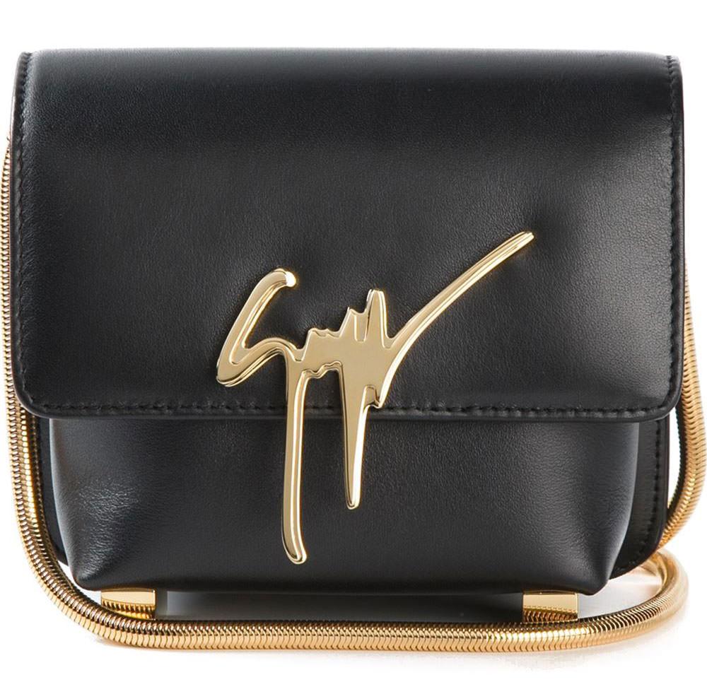 Giuseppe-Zanotti-Logo-Plaque-Shoulder-Bag