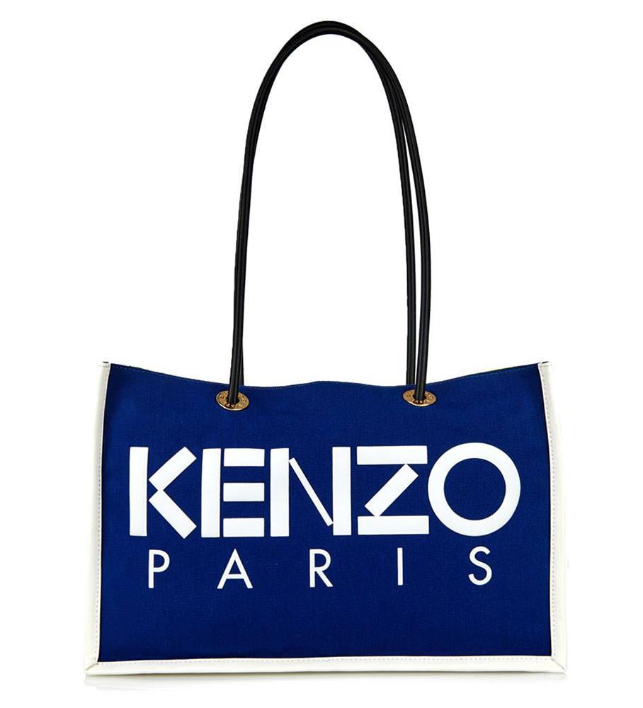 Kenzo-Bicolor-Canvas-Tote