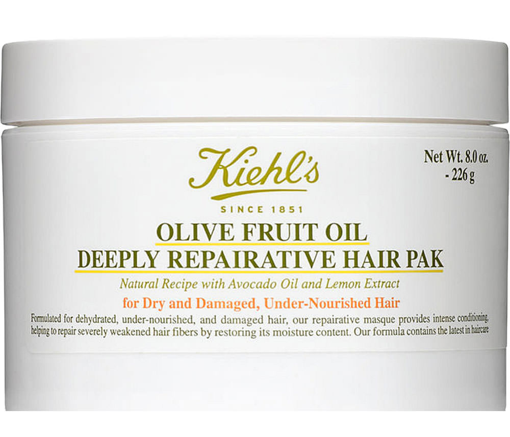 Kiehl's-Olive-Fruit-Oil-Deeply-Repairative-Hair-Pak