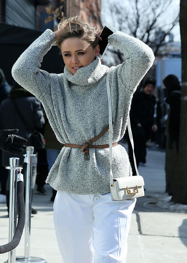 Kristina-Bazan-Saint-Laurent-Lulu-Mini-Shoulder-Bag