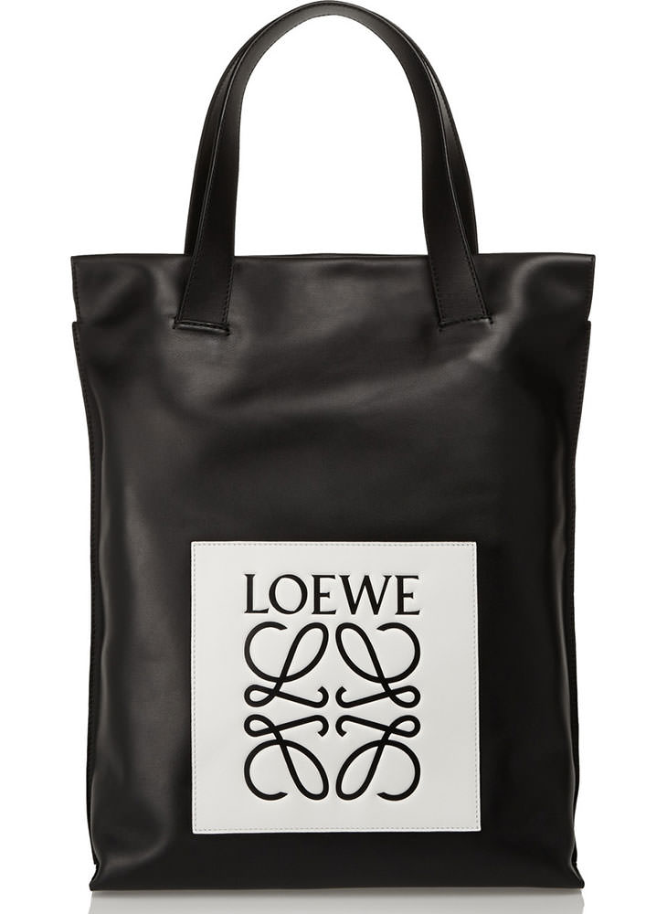 Loewe-Leather-Shopper-Tote