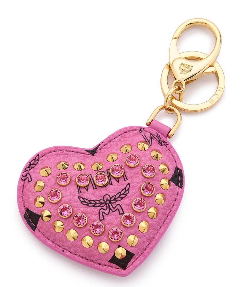 MCM-Heart-Bag-Charm