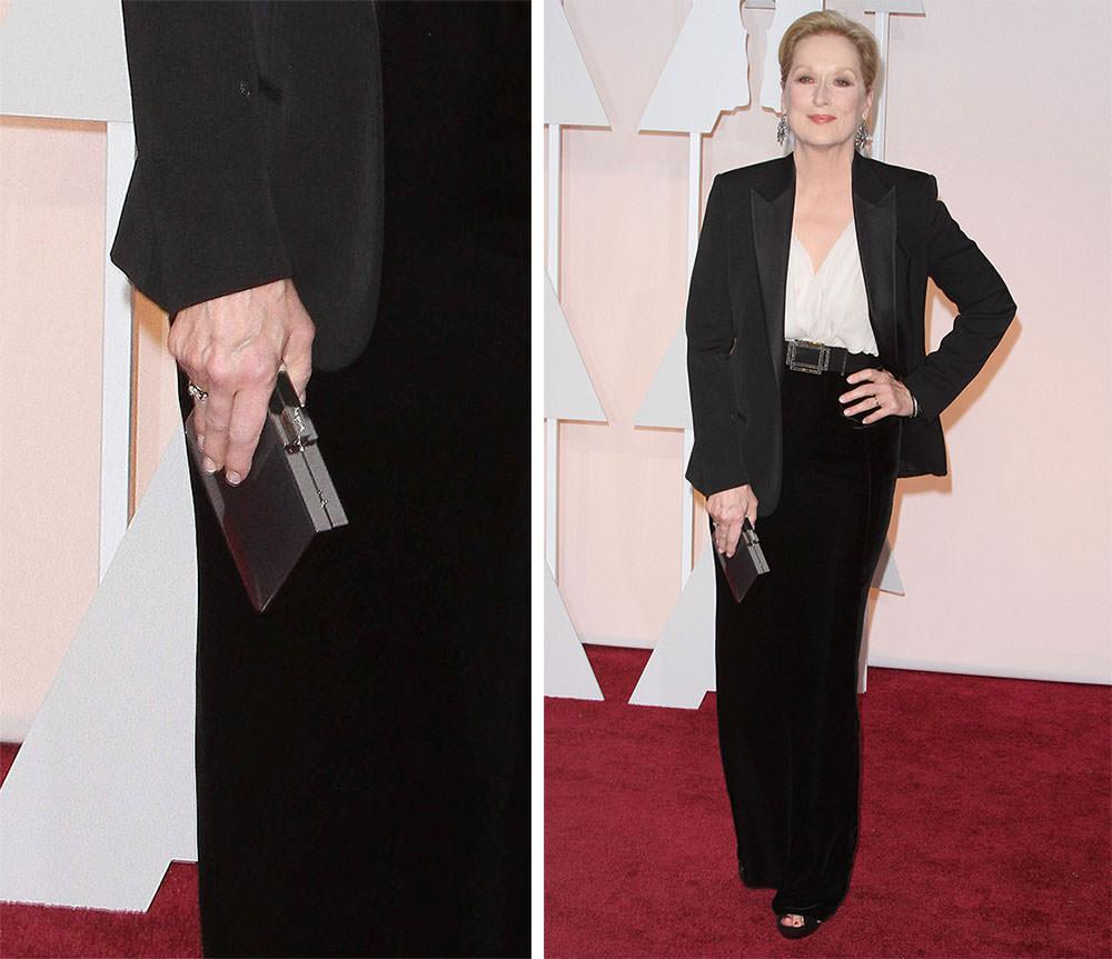 Meryl-Streep-Salvatore-Ferragamo-Box-Clutch