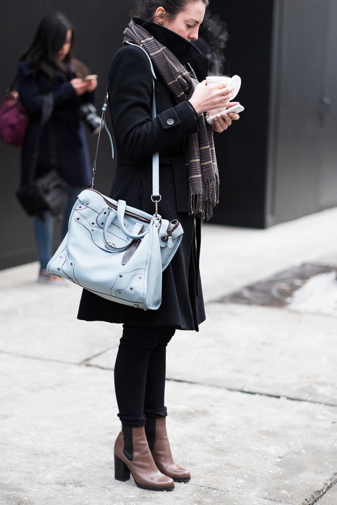ac638f5c4b96 The Best Bags of NYFW Fall 2015 Street Style – Days One   Two ...