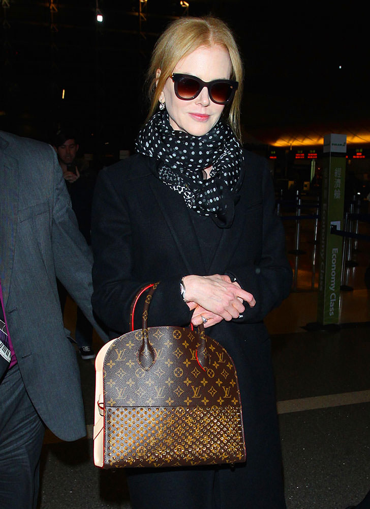 Nicole-Kidman-Louis-Vuitton-x-Christian-Louboutin-Shopping-Tote