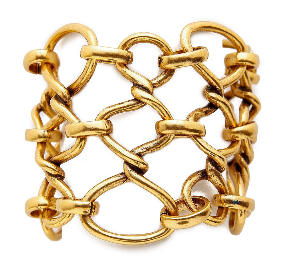 Oscar-de-la-Renta-Twisted-Rope-Bracelet
