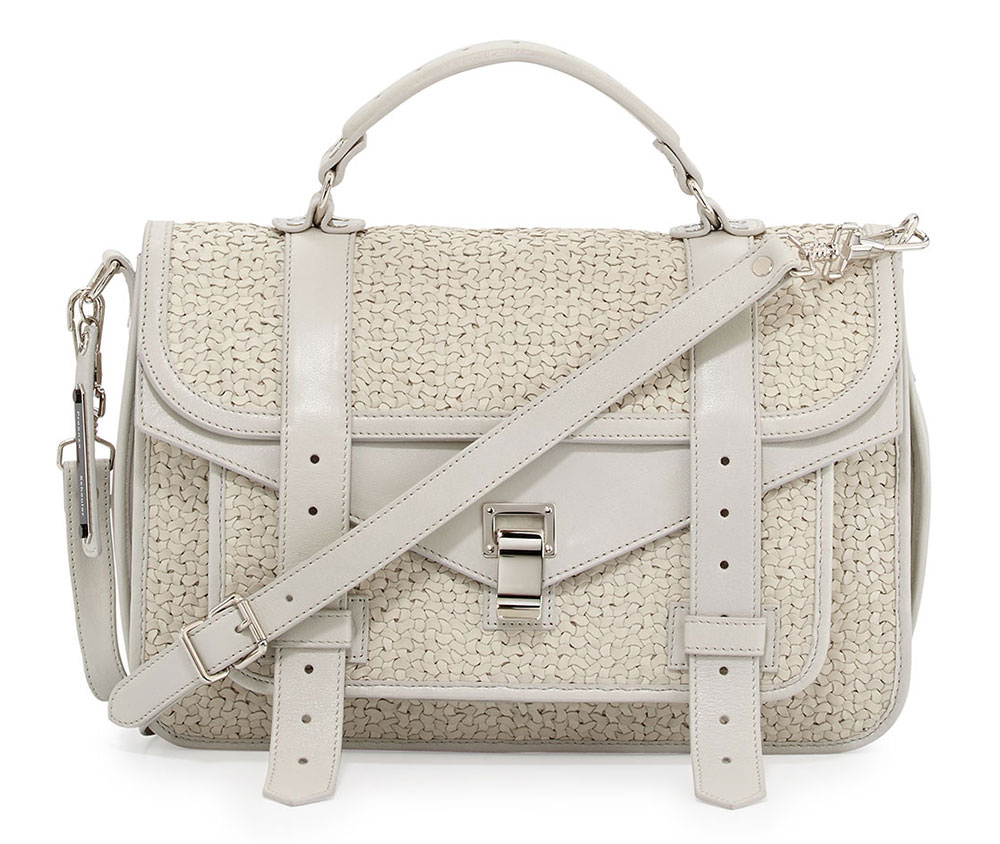 Proenza-Schouler-Woven-Leather-PS1-Bag