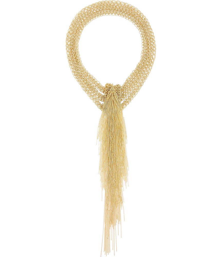 Rosantica Itaca Gold-Dipped Necklace